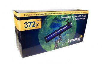 Телескоп Levenhuk Strike 135 PLUS